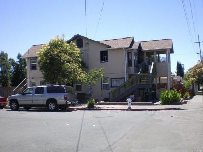 Multi Family 2-4 For Sale: 1020 Bennett Valley Road