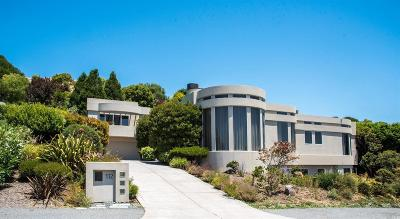 Tiburon Single Family Home For Sale: 112 Reed Ranch Road