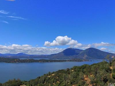 Clearlake Single Family Home For Sale: 11752 Konocti Drive