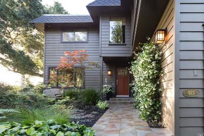 Healdsburg Single Family Home For Sale: 919 Chanticleer Way
