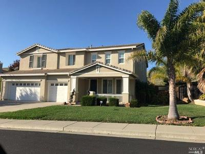 Fairfield Single Family Home For Sale: 3513 Sunny Hill Court