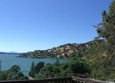 Clearlake Single Family Home For Sale: 11555 San Jose Avenue