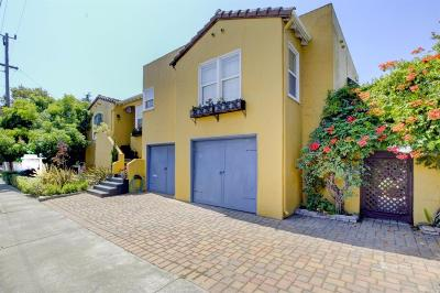 Benicia Single Family Home For Sale: 294 Military Street East