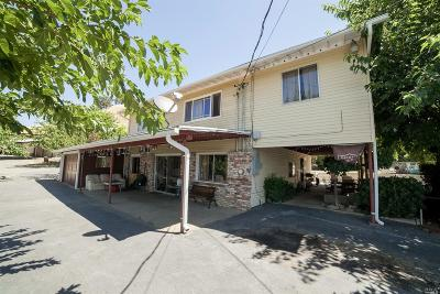 Vacaville Single Family Home For Sale: 426 Vine Street