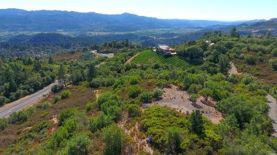 Angwin Residential Lots & Land For Sale: 1330 Staple Ridge Road