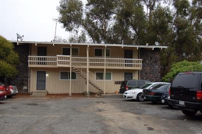 Vallejo Multi Family 2-4 For Sale: 1554 Valle Vista Avenue
