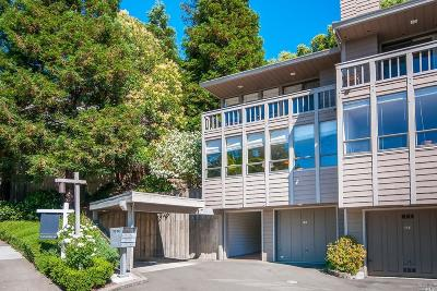 San Rafael Condo/Townhouse For Sale: 160 Professional Center Parkway