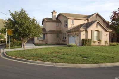 Vallejo Single Family Home Contingent-Show: 2642 Marshfield Road