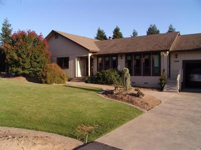 Santa Rosa CA Single Family Home For Sale: $3,400,000