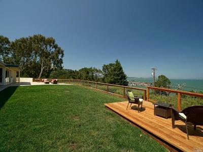 Tiburon Single Family Home For Sale: 4155 Paradise Drive