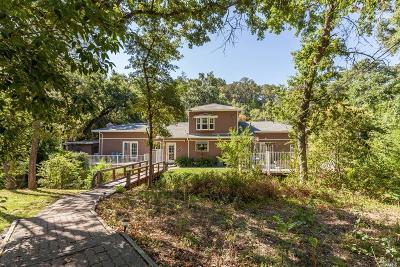Vacaville Single Family Home For Sale: 7266 Pleasants Valley Road