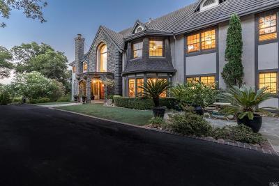 Fairfield Single Family Home For Sale: 4547 Saint Andrews Court