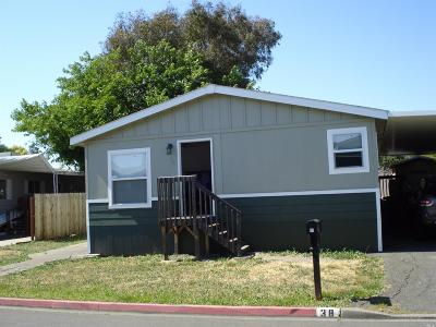American Canyon Mobile Home For Sale: 260 American Canyon Road #38, 38
