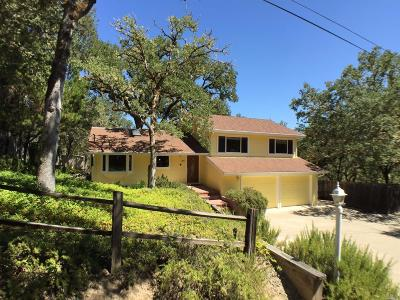 Ukiah Single Family Home Contingent-Show: 1861 Antler Road