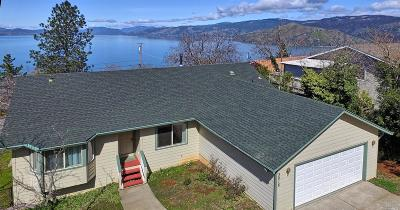 Kelseyville Single Family Home For Sale: 3018 Riviera Heights Drive