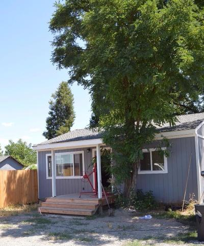 Covelo Single Family Home For Sale