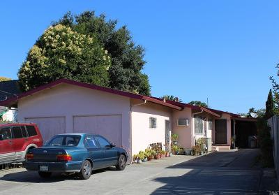 Solano County Multi Family 2-4 For Sale: 1926 Ohio Street