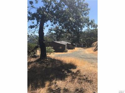 Ukiah Single Family Home For Sale: 9501 Lane Drive