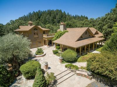 Sonoma County Single Family Home For Sale: 123 Nolan Court