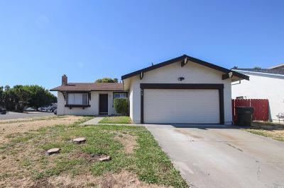 Suisun City Single Family Home For Sale: 413 Ring Neck Lane