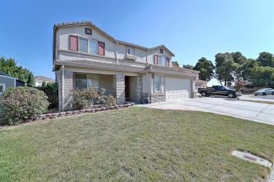 Suisun City Single Family Home For Sale: 1316 Reeves Court