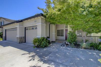 Fairfield Single Family Home Contingent - Release: 605 Gallery Court