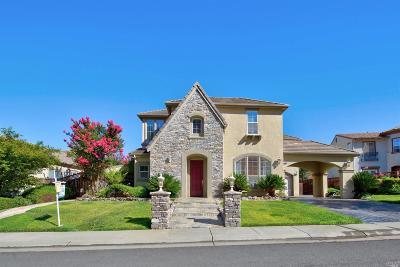 Fairfield Single Family Home For Sale: 3373 Pebble Beach Court