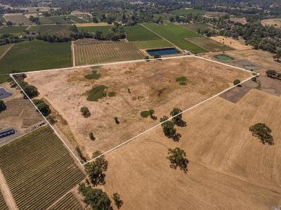 Calistoga Residential Lots & Land For Sale: 1400 Tubbs Lane