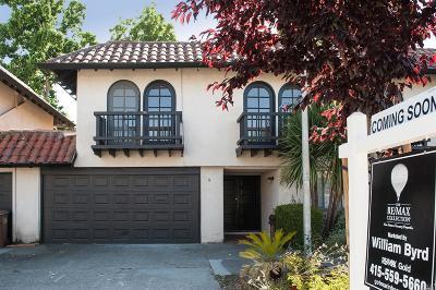 San Rafael Condo/Townhouse For Sale: 4 Seville Drive