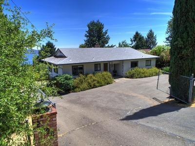 Kelseyville Single Family Home For Sale: 2390 Westlake Drive