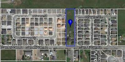 Residential Lots & Land For Sale: 2411 San Miguel Avenue