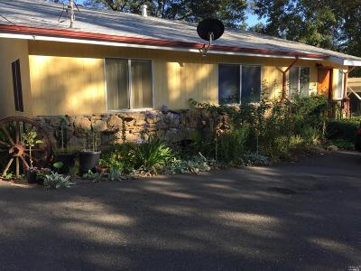 Angwin Multi Family 2-4 For Sale: 506 White Cottage Road