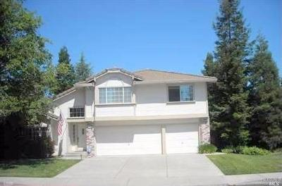 Vacaville Single Family Home For Sale: 519 Stanford Street