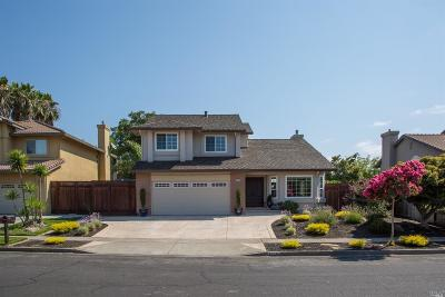 Napa Single Family Home For Sale: 4118 Salmon Creek Lane