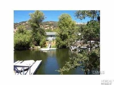 Clearlake Single Family Home For Sale: 13277 Driftwood Village Drive