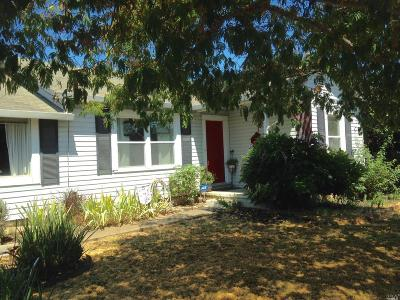 Napa Single Family Home For Sale: 3006 Hagen Road