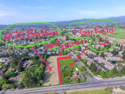 Napa Residential Lots & Land For Sale: 2175 Big Ranch Road