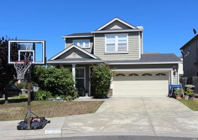 Santa Rosa Single Family Home For Sale: 4124 Yeager Drive
