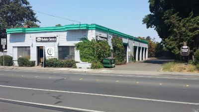 Santa Rosa CA Commercial For Sale: $875,000