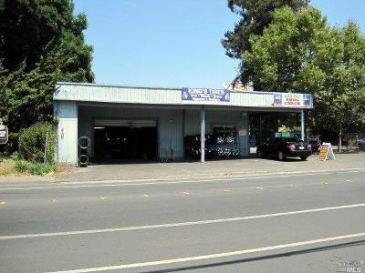 Santa Rosa CA Commercial For Sale: $795,000