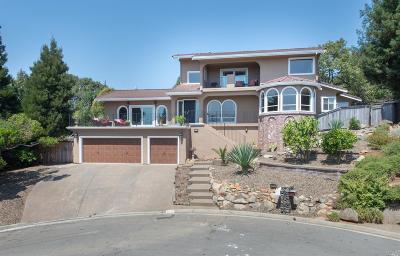 Santa Rosa CA Single Family Home For Sale: $1,199,800