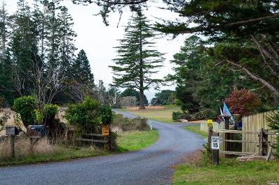 Mendocino Residential Lots & Land For Sale: 45175 Drifters Reef Road