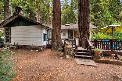 Healdsburg Single Family Home For Sale: 5360 Mill Creek Road