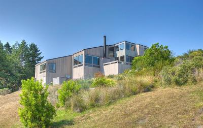 Annapolis, Bodega, Bodega Bay, Jenner, Stewarts Point, The Sea Ranch, Timber Cove Single Family Home For Sale: 36835 Greencroft Close Road