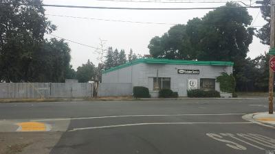 Santa Rosa CA Commercial For Sale: $325,000