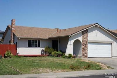 Suisun City Single Family Home For Sale: 522 Eider Lane