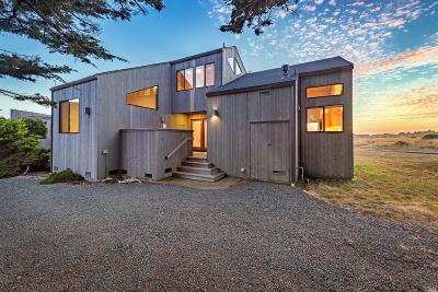 Annapolis, Bodega, Bodega Bay, Jenner, Stewarts Point, The Sea Ranch, Timber Cove Single Family Home For Sale: 300 Del Mar Point