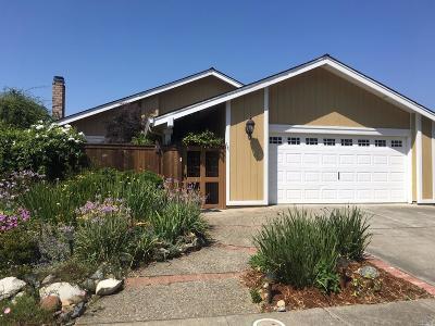 Benicia Single Family Home For Sale: 510 Bigler Court