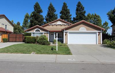 Dixon Single Family Home For Sale: 1380 Austin Drive