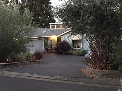 Napa CA Single Family Home For Sale: $839,000